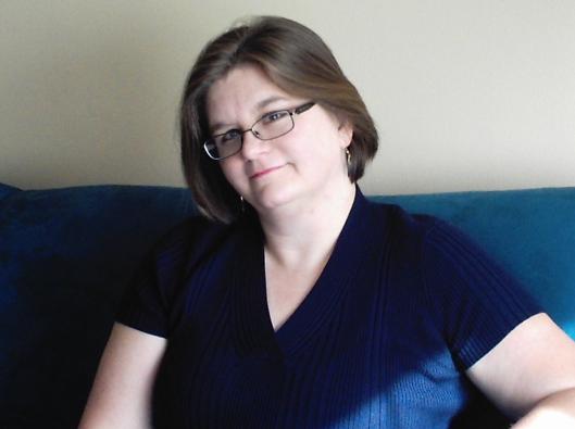 Author Kelli Wilkins