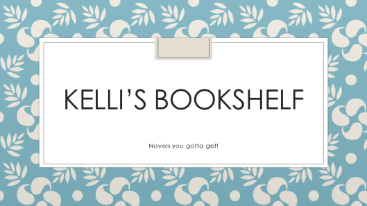 Kelli's bookshelf