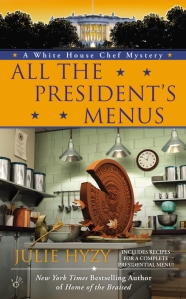 All The President's Menus