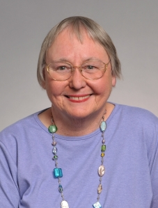 Carolyn Hart author pic