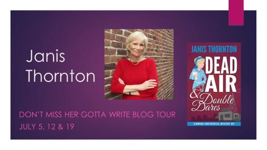 Blog Tour - Janis Thornton