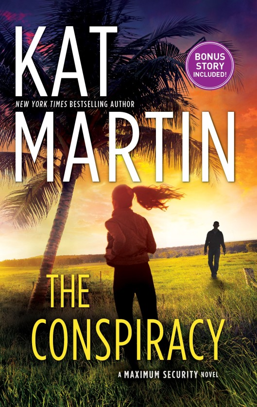 The Conspiracy - paperback cover