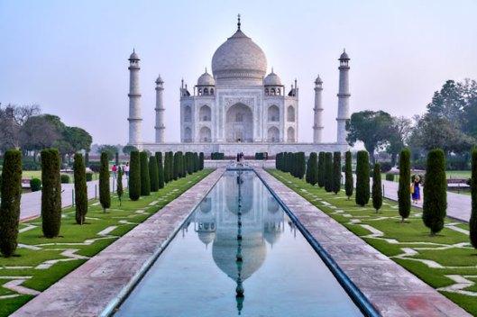 Guest Post - Denise - India - Taj Mahal